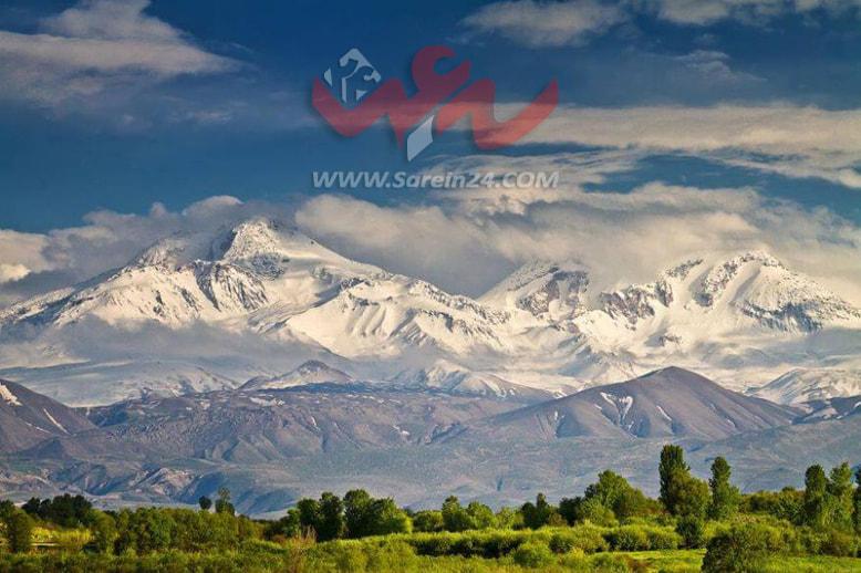 کوه سبلان طبیعت اردبیل