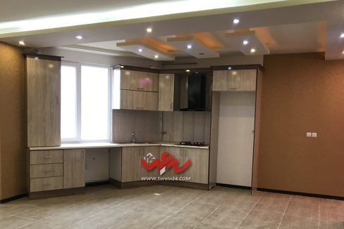 آشپزخانه-آپارتمان-۹۵-متری-شیک-چالدران
