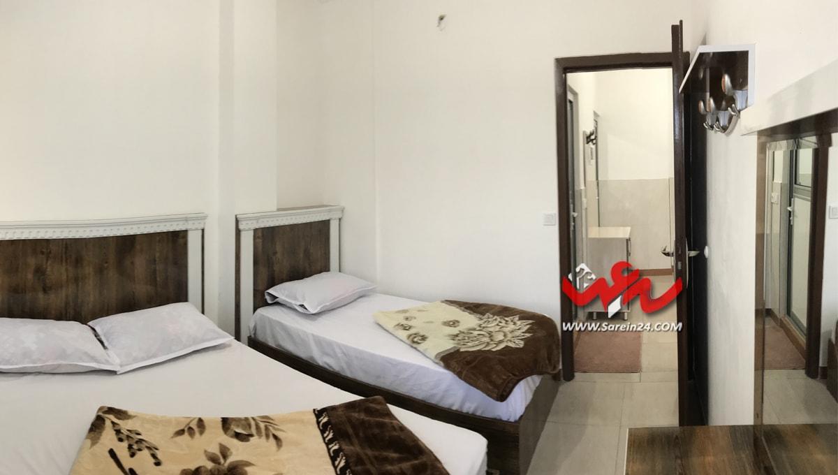 اتاق-یک-آپارتمان-یکخوابه-نقلی-در-سرعین-آراکس