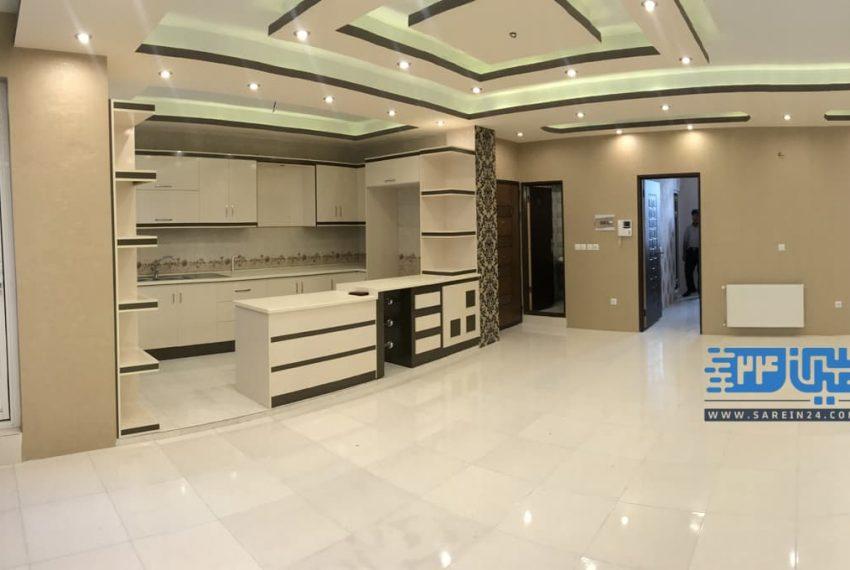 واحد ۱۰۴ متری فول در سرعین آشپزخانه