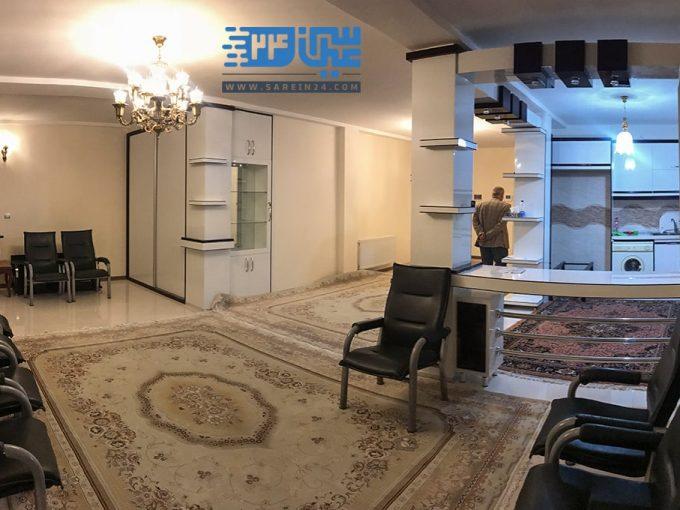 فروش آپارتمان 105 متری خیابان چالدران